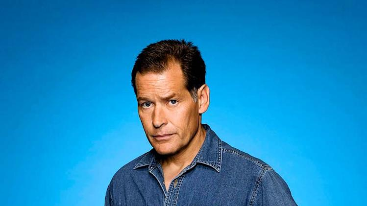 James Remar stars as Harry Morgan on Dexter.