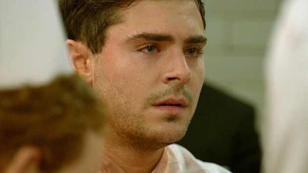 Zac Efron in 'Parkland'