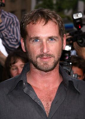Josh Lucas at the New York City premiere of the Weinstein Company's Dedication