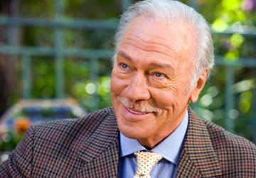 Christopher Plummer in Warner Bros. Pictures' Must Love Dogs