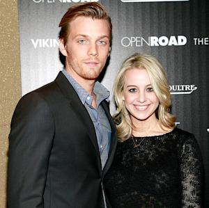 Jake Abel Engaged to Allie Woods