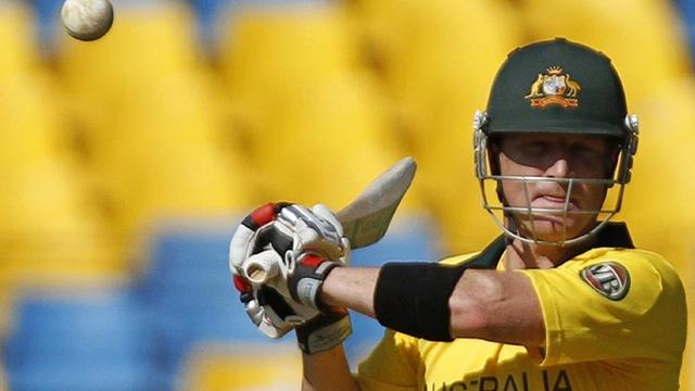 Cricket - Clarke named in Australia ODI squad as Haddin returns