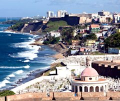 San Juan, Puerto Rico. (iStock)