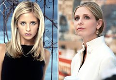 Sarah Michelle Gellar | Photo Credits: Getty Archive; The CW