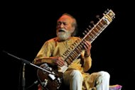 The legendary Indian sitar player Ravi Shankar (pictured in Bangalore on February 7, 2012), a major influence on Western musicians including The Beatles and the Rolling Stones, has died at the age of 92, according to his family