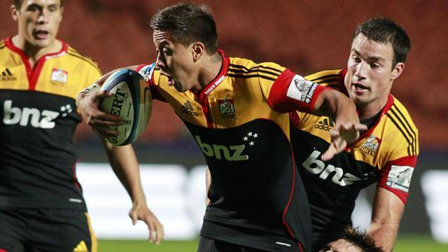 Super Rugby - PREVIEW-Chiefs eye hat-trick as Super Rugby ponders future