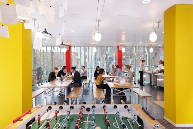 Google Munich office