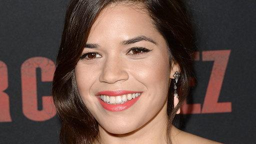 America Ferrera Shows Off Slim Figure!