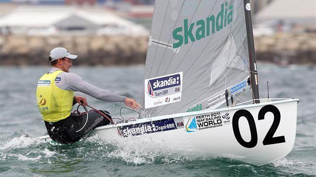Sailing - Scott building slowly as he looks towards Rio Olympics