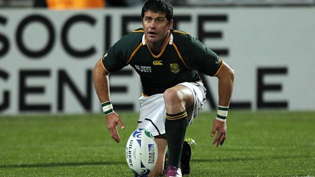 South Africa Springboks' Morne Steyn (Reuters)