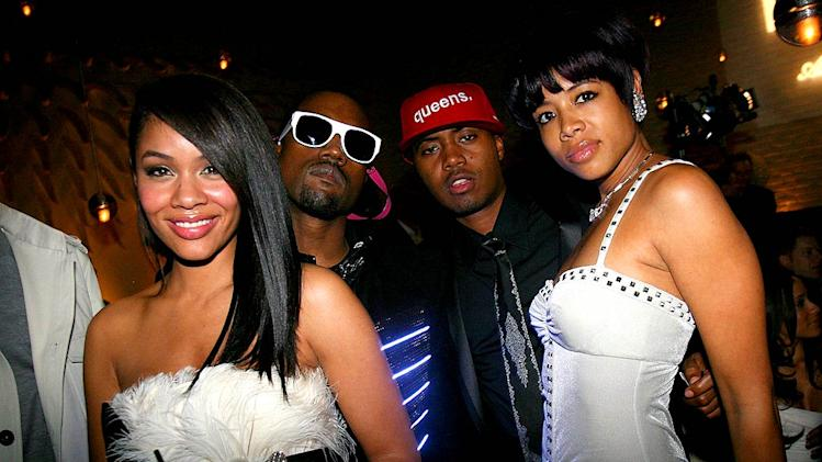 Phifer West Nas Kelis Grmmy Pty