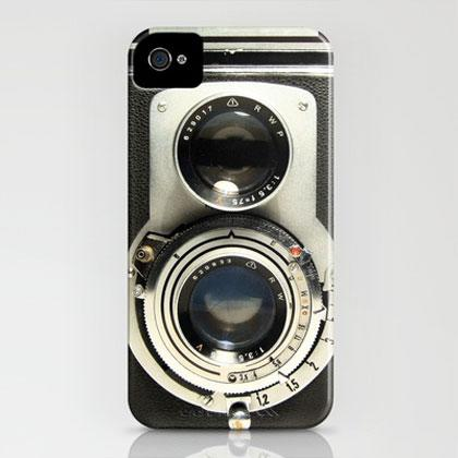 1. Vintage Camera iPhone Case