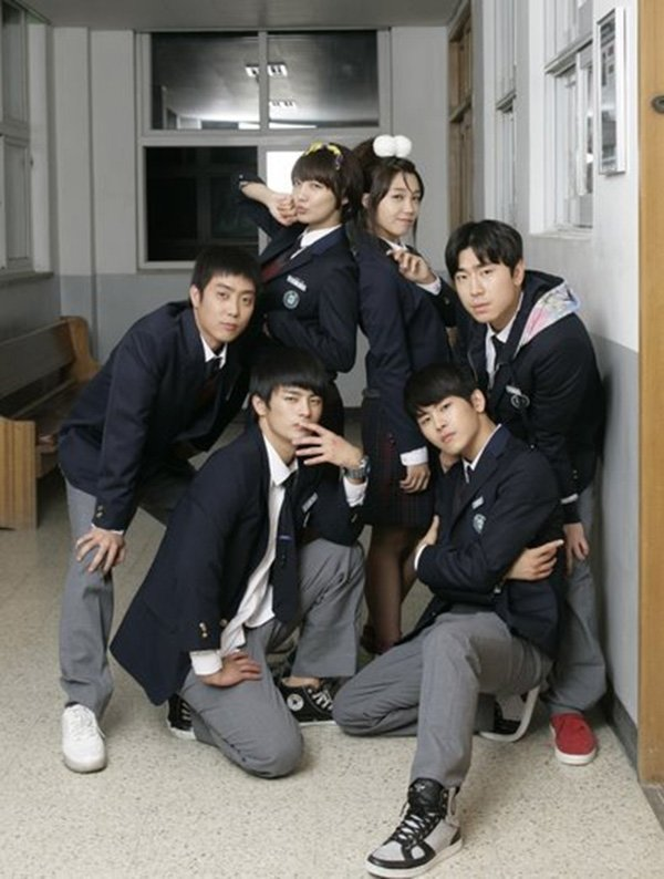 Seo In Guk, Eunji, Shin So Yul, Eun Ji Won, Lee Si Un, Replay 1997
