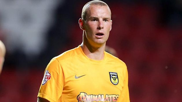 James Constable, Oxford United (PA Photos)
