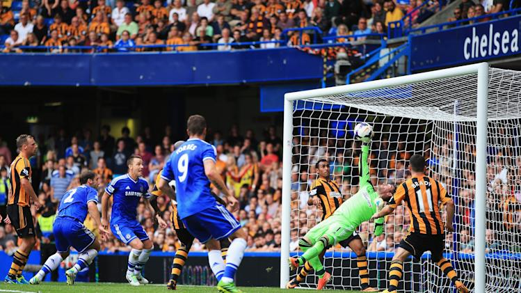 Chelsea v Hull City - Premier League