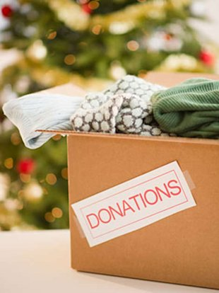 Where to Donate Winter Wear