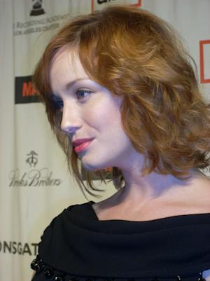 Christina Hendricks Playboy Pictures