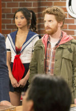 Brenda Song and Seth Green | Photo Credits: Jennifer Clasen/FOX