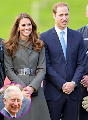 Prince Charles Wants a Cleaner Environment for Prince William and Kate Middleton's Child