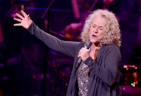 Carole King to Receive Gershwin Prize From Library of Congress