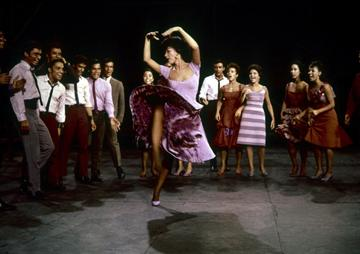 Rita Moreno in United Artists' West Side Story