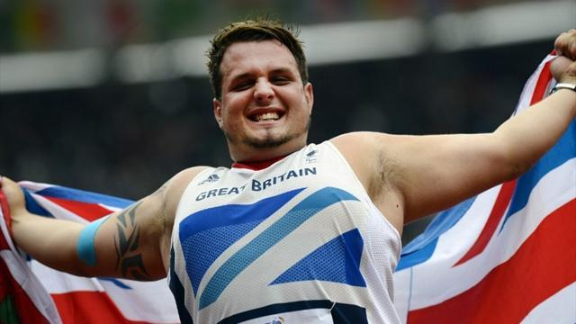 Davies wins discus gold at Paralympics