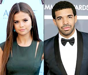 "Selena Gomez Has a Crush on Drake: ""I Just Don't Have a Big Enough Butt"" For Him"