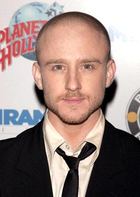 Ben Foster at the New York premiere of Miramax Films' Hostage
