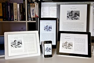 Your Content Needs UX Love Too: How to Enhance Digital Readability image e book layout