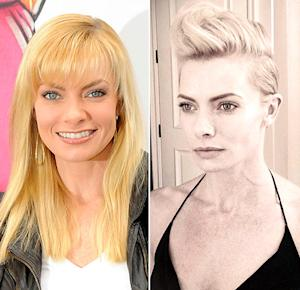 Jaime Pressly Debuts New Short Haircut