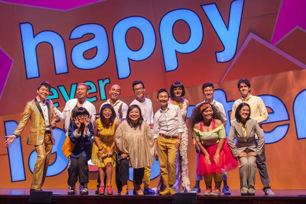 Happy Ever Laughter review