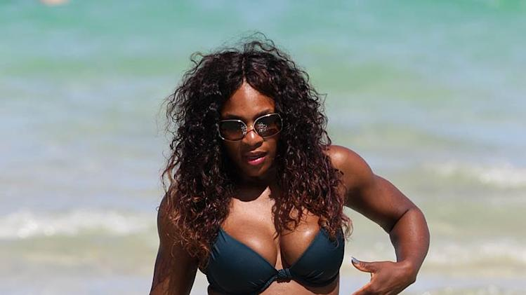 Serena Williams Miami Beach