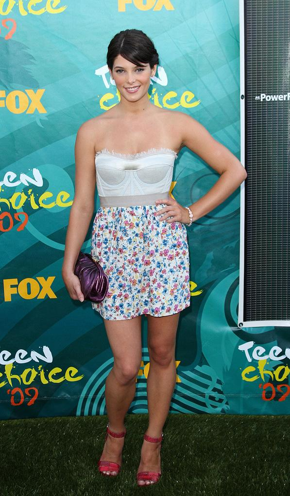 2009 Teen Choice Awards Ashley Greene