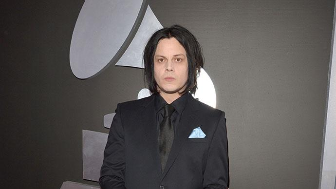 The 55th Annual GRAMMY Awards - Red Carpet: Jack White