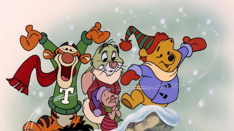 """Winnie the Pooh & Christmas Too"" on ABC Family Tuesday, 12/4 at 6pm"