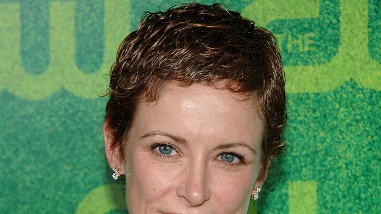 Leslie Hope at The CW Summer 2006 TCA Party on July 17, 2006