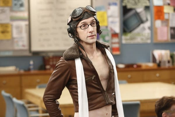 Community's Jim Rash Previews His Freaky Friday-esque Episode: 'It's Very Greendale'