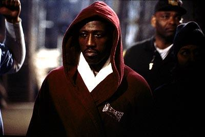 Wesley Snipes in Miramax's Undisputed