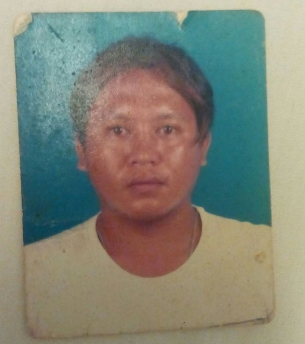 Jabing (pix) was accused of beating Cao Ruyin, 40, with a piece of wood, with the China national later succumbing to injuries. — Picture courtesy of Jumai Kho