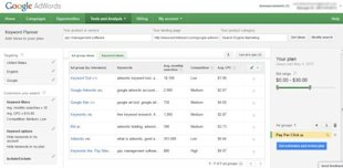 Beginners' Guide to The New Google Keyword Planner Tool image 33