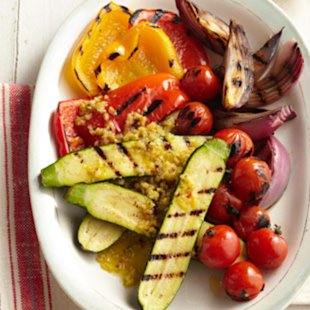 5 Tips for Perfect Grilled Vegetables