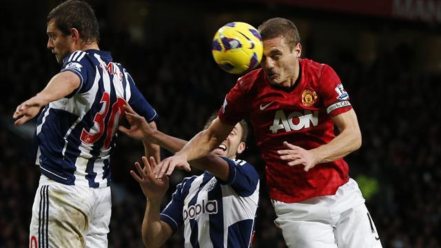 Premier League - Vidic 'still two months away from peak'