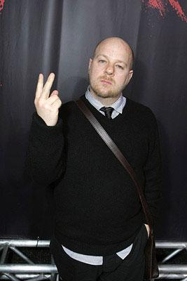 Director David Slade at the Los Angeles premiere of Columbia Pictures' 30 Days of Night