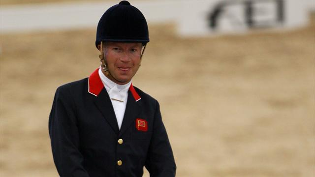 GB dressage team make it five straight Paralympic golds