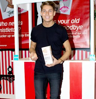Joey Essex: 'James 'Arg' Argent Will Cry When I Strip Off On TOWIE'