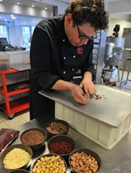 Belgian chocolatiers face up to changing tastes