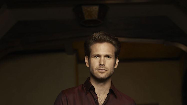 "Matt Davis stars as Alaric in ""The Vampire Diaries."""