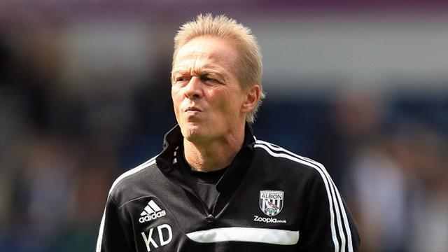 Football - Caretaker West Brom boss keen to step down despite form
