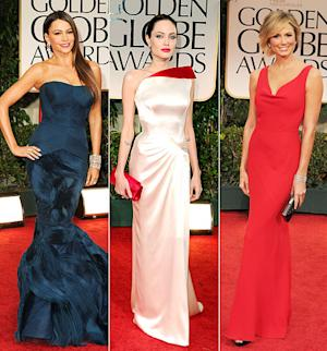 2012 Golden Globes: The Best-Dressed Stars!