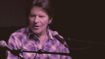 John Fogerty, Foo Fighters Light Up Fortunate Son in the Studio